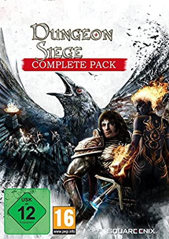 Dungeon Siege Complete [PC Code -