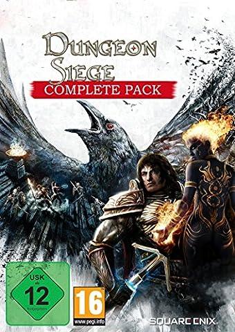 Dungeon Siege Complete [PC Code - Steam] (Dungeon Siege Iii)