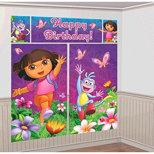 Dora the Explorer Scene ()