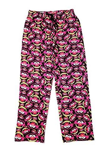 Mens Character Lounge Pants Pyjamas Pj Bottoms Trousers Cartoon Comic