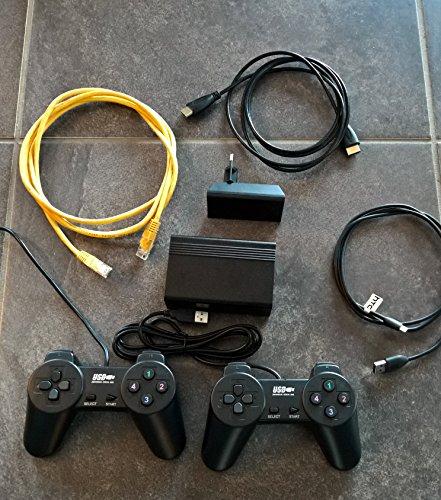 Recalbox Spielkonsole (2xHorn)