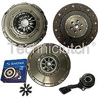 SACHS 8944819453362 - Kit de embrague, con volante motor bimasa, CSC y pernos