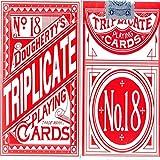 1876 A.Dougherty Triplicate No.18 Playin...