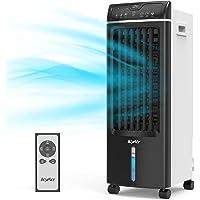 Climatiseur Mobile, Refroidisseur D'air de Purification, Ventilateur D'humidification 4 en 1 avec Télécommande, 550m³/h…