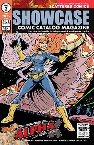 SHOWCASE: Comic Catalog Magazine no.2 (English Edition) eBook: Ski ...