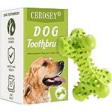 CBROSEY Spazzolino Cani,Spazzolini per Cani,Dog Toothbrush,Giocattolo per Cani,Pulizia Denti Cane,Detergente per Denti,Spazzo