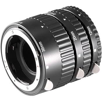 Neewer 3 pièces avec Tube D Extension Macro pour reflex numérique Nikon AF  AF 3b3269826c3f
