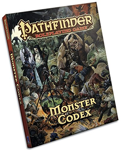 Preisvergleich Produktbild Pathfinder Roleplaying Game: Monster Codex