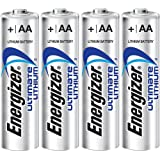 Energizer LITHIUM AA Ultimate Lithium L91 (FR6, 3+1-er Blister)