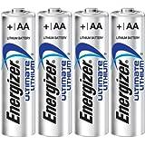 Energizer Ultimate Lithium L91 LITHIUM AA (FR6, 3 + 1-er Blister)