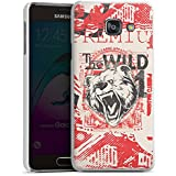 Samsung Galaxy A3 (2016) Housse Étui Protection Coque Ours Ours Animal