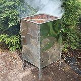 120L Garden Waste Bin Incinerator