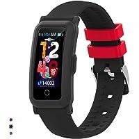BingoFit Kids Fitness Tracker Watch for Girls & Boys,Waterproof Activity Tracker with Heart Rate Sleep Monitor,Digital…
