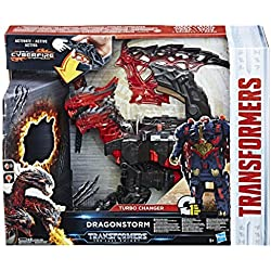 Transformers 5 - Dragonstorm Turbo Change (Hasbro C0934EU4)