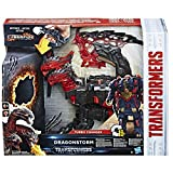 Hasbro C0934EU4 - Transformers Movie 5 Mega Turbo Changer Dragonstorm Actionfigur