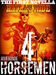 4 Horsemen 1st Novella! Kayla's Ride (Sons of San Merced Erotic Motorcycle Club Biker Romance)