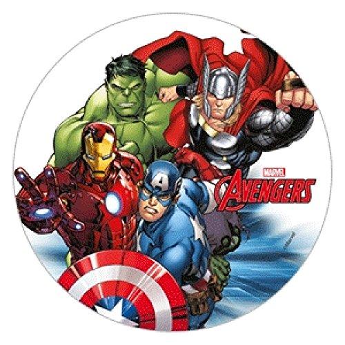 Aufleger Ø 21 cm - Avengers Nr.1 - ()