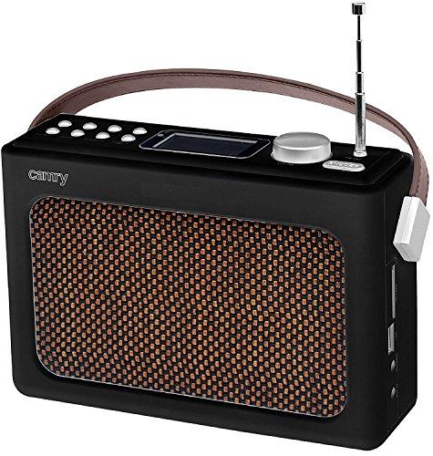 Bluetooth Radio | Tragbares Radio | USB | SD | AUX IN | Kopfhörereingang | Retro Radio | Nostalgie Radio | Küchenradio