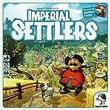 Pegasus Spiele 51962G - Imperial Settlers, deutsche Ausgabe, Brettspiele