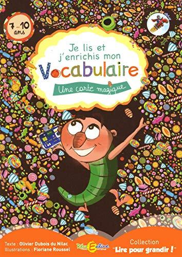 Une carte magique : Enrichissez votre vocabulaire