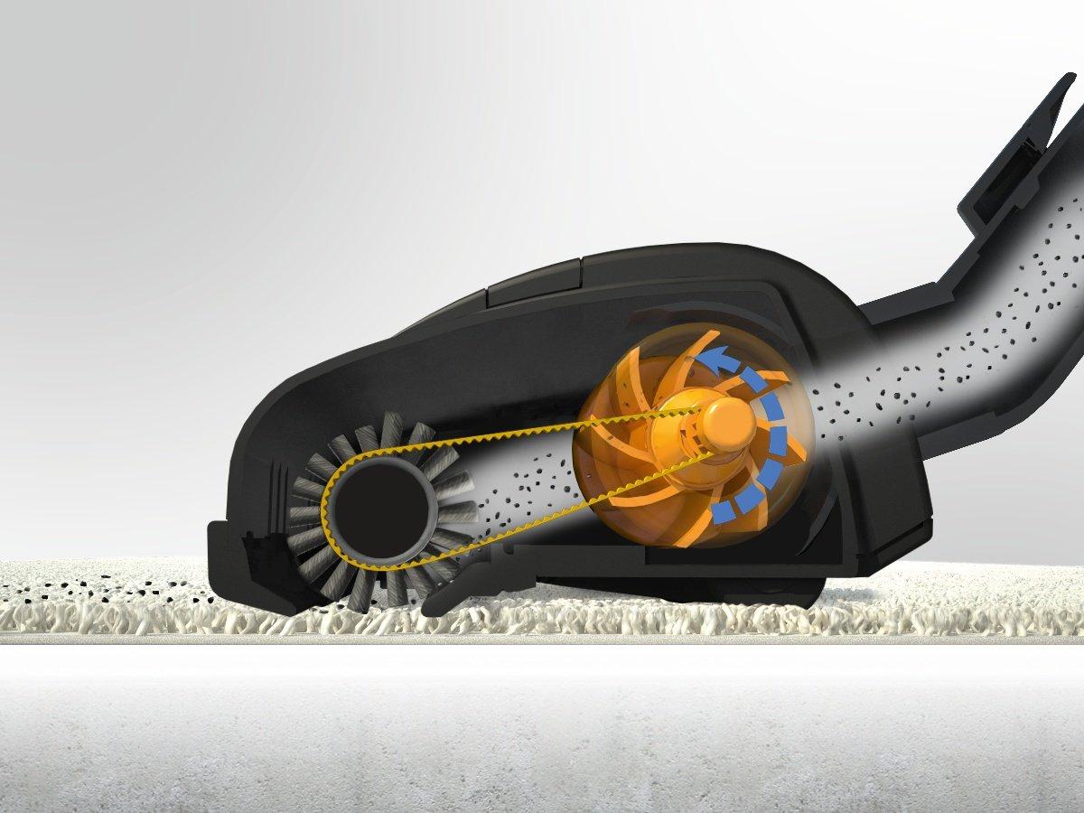 Miele STB 205-2 Turbo-Bodenbürste