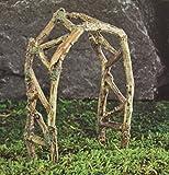 Fiddlehead Fairy Garden Woodland Zweig Arch # 16853von Georgetown (Haus und Garten