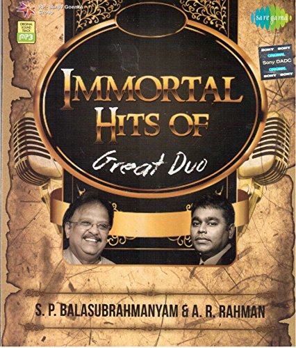 IMMORTAL HITS OF GREAT DUO (MP3) Immortals Mp3