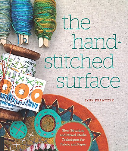 The Hand-Stitched Surface (Quilting Stencil-design)