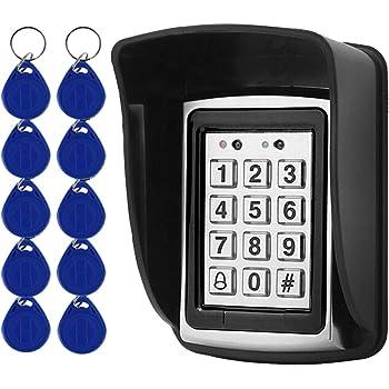 Sharplace RFID ID Keypad Digital Access Control System