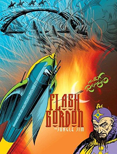 Definitive Flash Gordon and Jungle Jim Volume 3
