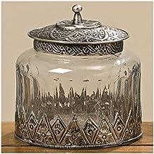 Vorratsglas Cosa H13 D12cm Material: Glas klar