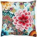 Proud Clothing cuscino Desigual Mandala Completo di imbottitura Square Decorative Throw Pillow Case Cushion Cover 18x 18