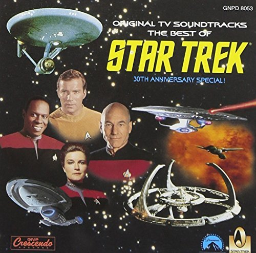 The Best of Star Trek: 30th Anniversary Special By Star Trek (Related Recordings) (2006-05-15)