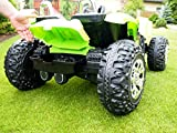 Kinderauto Kinderelektroauto Kinderelektrofahrzeug Kinder elektroauto 12V Elektroquad Quad buggy filaove - 8