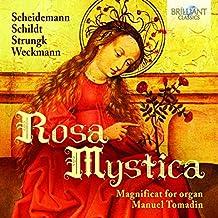 Rosa Mystica-Magnificat for Organ