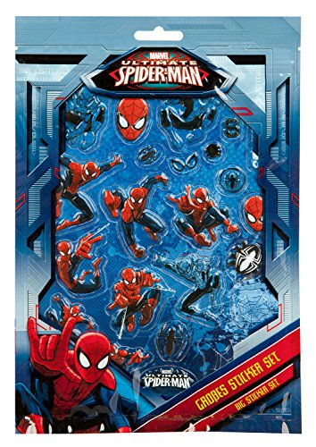Undercover SPJU0031 - Marvel Spider-Man Stickerset