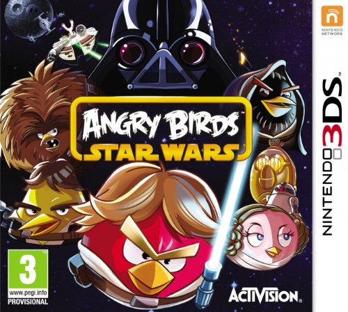 Image of Angry Birds Star Wars (Nintendo 3DS)