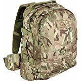 Highlander Recon HMTC Camouflage Heavy Duty 40L Rucksack Bag