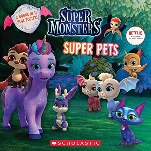 ets (Super Monsters: Flip Book) ()
