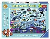 Ravensburger 7347Unterwasser-Reich - 60 Teile, riesiges Boden-Puzzle