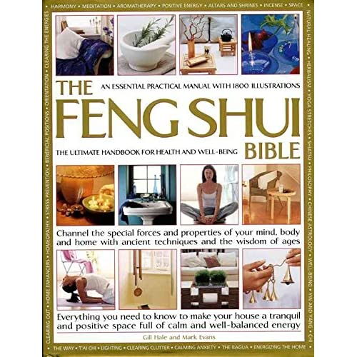 [The Feng Shui Bible: Everything You Need to Know to Make Your House a Tranquil and Positive Space Full of Calm and Well-balanced Energy] (By: Gill Hale) [published: December, 2007]