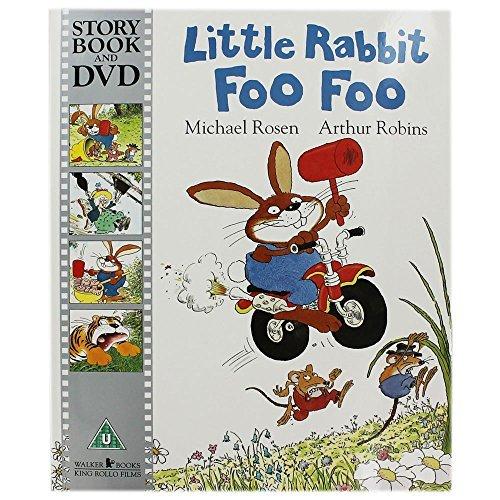 Little Rabbit Foo Foo by Rosen, Michael (September 1, 2014) Paperback