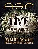Live...auf rauen Pfaden (Lim. 4CD im Buchformat) - ASP