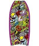 Osprey Stickers Bodyboard avec Slick EPS avec lanière et crescent tail, plusieurs couleurs, 83,8cm, mixte, Stickers, violet