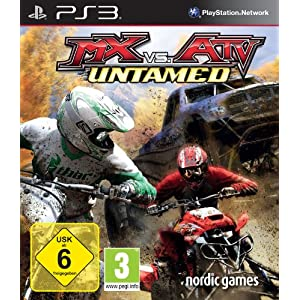 MX vs. ATV: Untamed – [PlayStation 3]