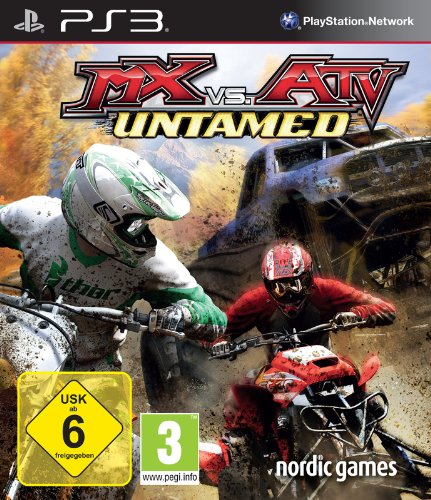 MX vs. ATV: Untamed - [PlayStation 3]
