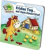HABA 5688 - Puzzlebuch - Fridas Tag auf dem Bauernhof