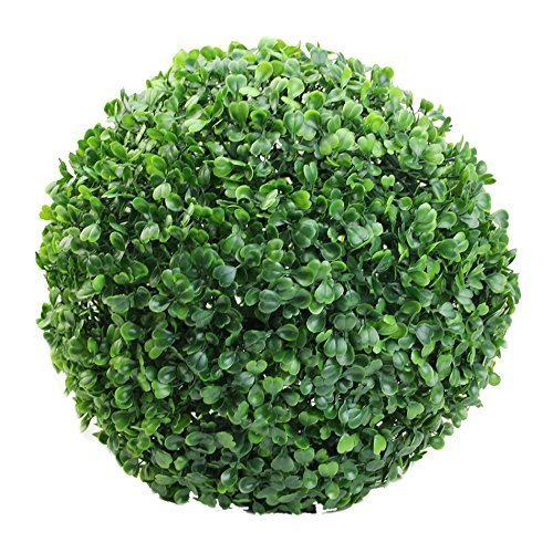 hyperboles Artificial Plant Hanging Ball Boxwood Wedding Event Home Outdoor...