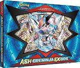 Pokemon Ash-Greninja-EX Box Englisch