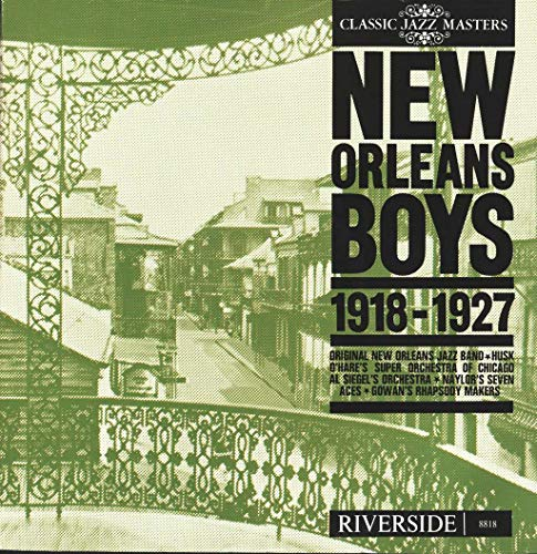 New Orleans Boys 1918 - 1927 Sampler (Verschiedene Interpreten) [Vinyl LP]